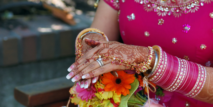 Brown Girl's Guide to Mendhi Party Etiquette