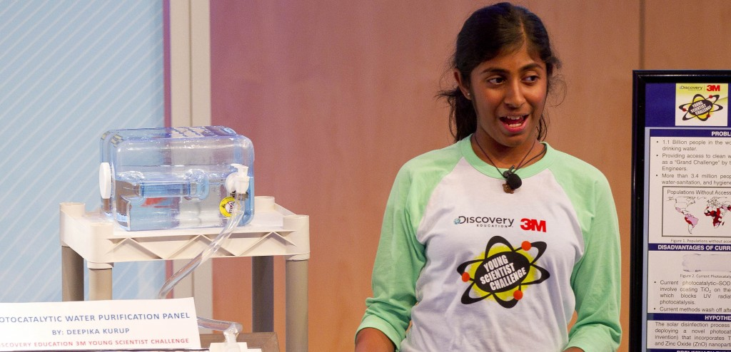 Brown Girl of the Month Deepika Kurup Wants to Save the World Through Clean Water