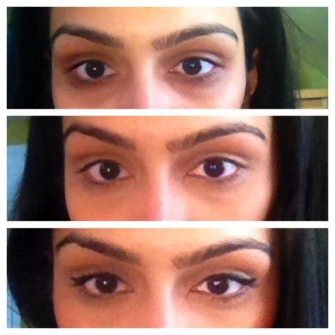 Under eye circles makeup