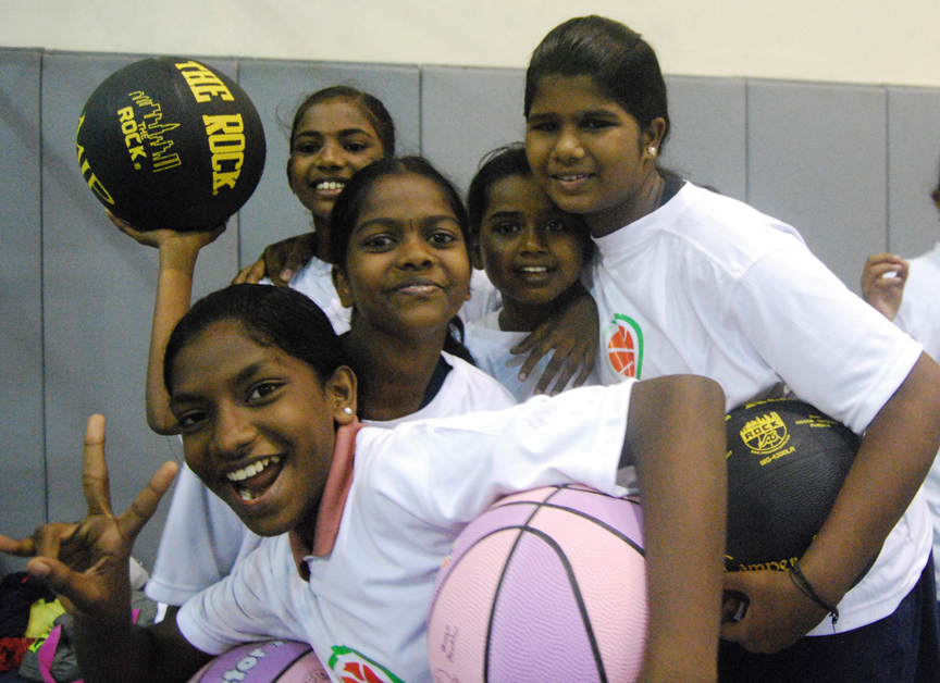 Crossover Basketball: Spreading Hope in India Through Sports