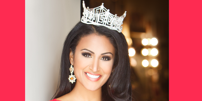 Nina Davuluri Reflects on Her Year as the First South Asian Miss America