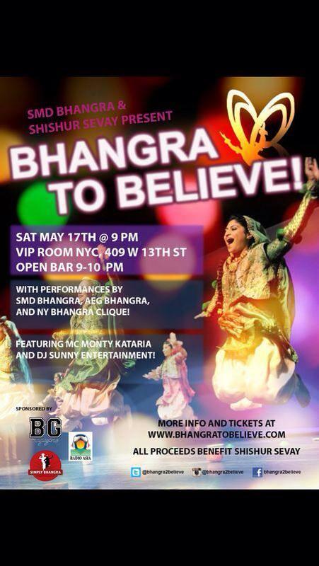 bhangra to believe