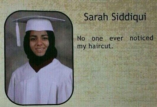 Epic Yearbook Quotes: Muslim Women Edition
