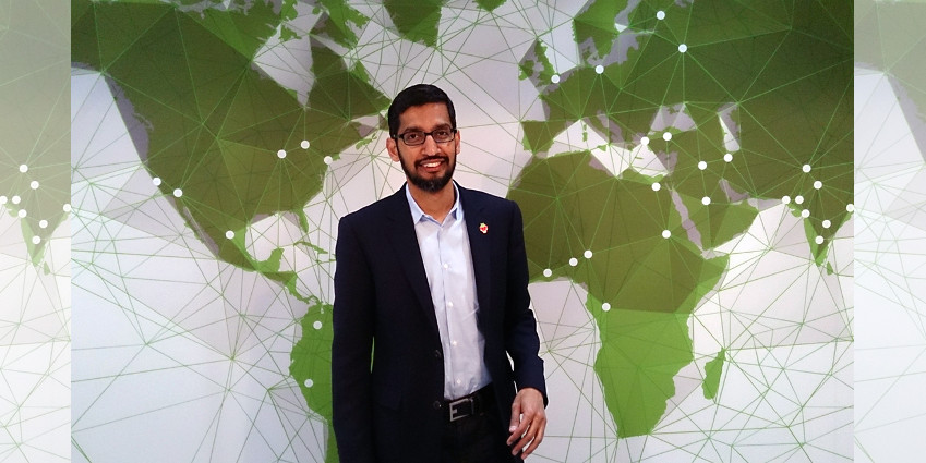 Why I Look up to Google's Newest CEO Sundar Pichai
