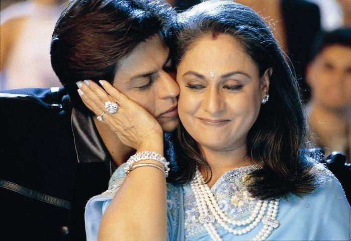 The Bong mom welcomes back the Khan son! Source ~ browngirlmagazine.com