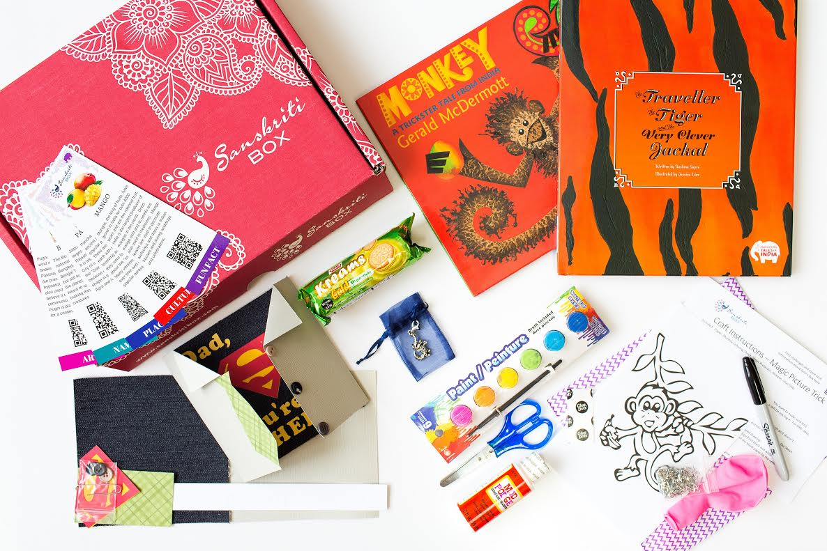 Box Culture : Sanskriti box a celebration of our culture holidays and