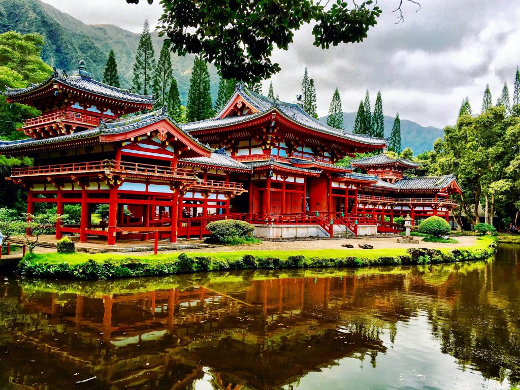 The byodoin temple a sight for sore eyes brown girl for Giappone case