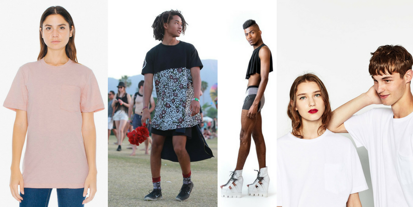 5 Gender Neutral And Non Conformist Clothing Lines To Look