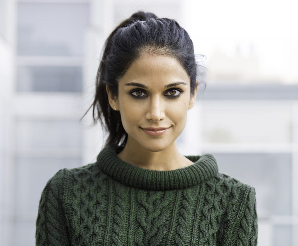 An Exclusive Exchange With Actress Melanie Chandra of 'Brown Nation' & 'Code Black'