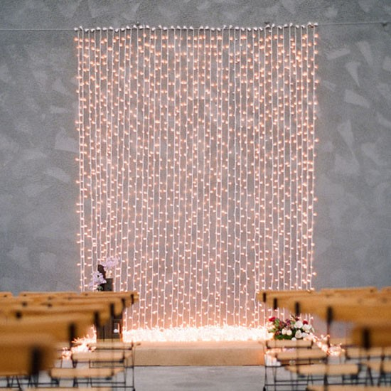 Does Hobby Lobby Sell String Lights : Bling-Out Your Sangeet On A Budget (Spoiler Alert: Christmas Decorations are Involved!) - Brown ...