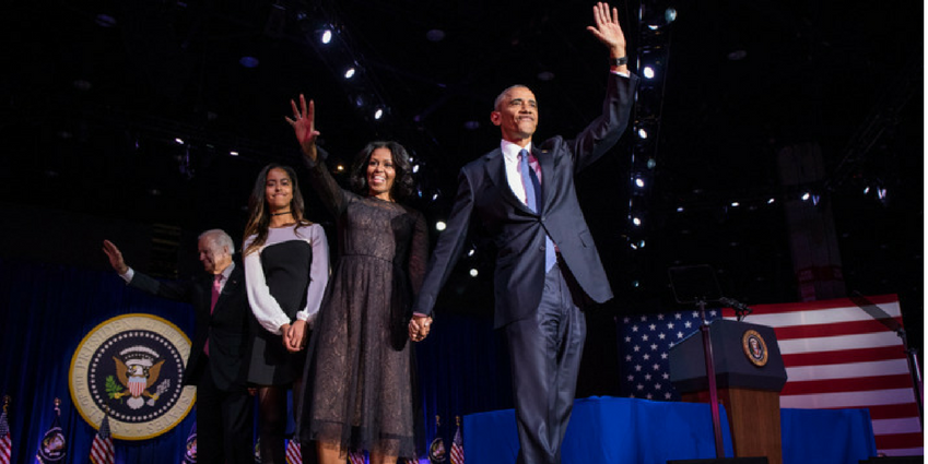 7 Best Moments from President Obama's Farewell Address