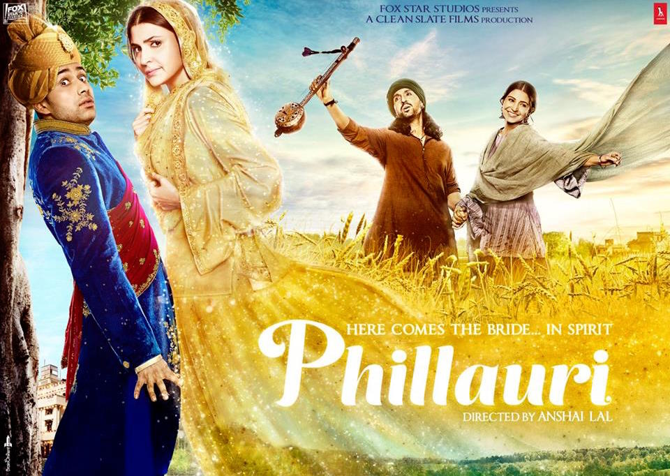 Anushka Sharma's 'Phillauri' Brings A Refreshing Twist To The Bollywood Rom-Com