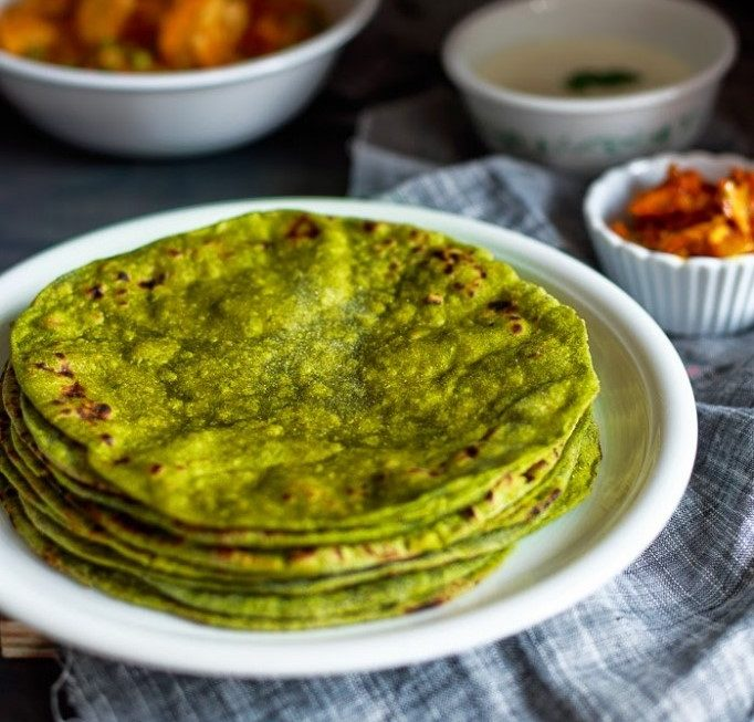 The Ultimate St. Patrick's Day Guide to Leafy Green Recipes by Desi Bloggers
