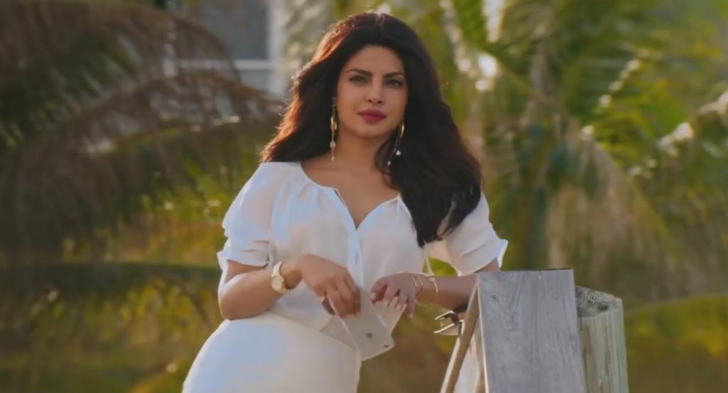 Priyanka Chopra is a Stone-Cold Villain in the New 'Baywatch' Trailer