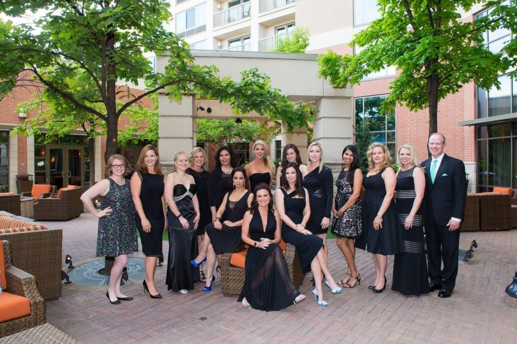 Texas Health and Dallas Desi Women Partner to Host the 2017 Little Black Dress Night