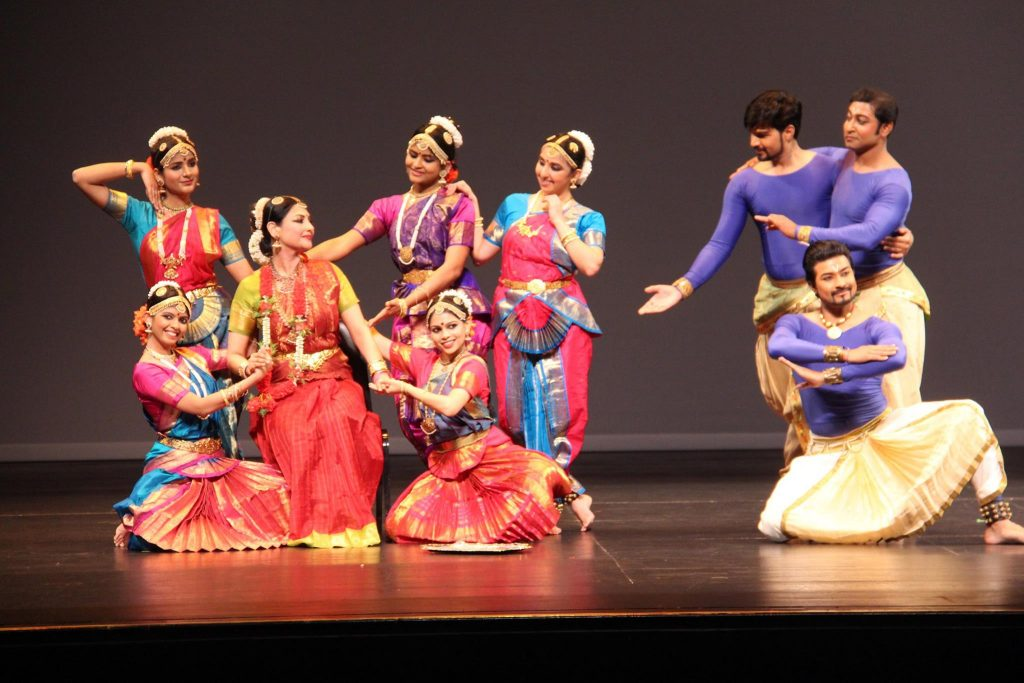 In 'Duality,' Brown Girl Narratives Take on a New Form of Bharatanatyam