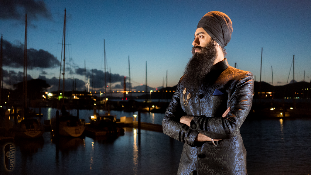 Brown Boy of the Month Vikram Singh Khalsa is the 'Amasingh' Magician You Need to Meet