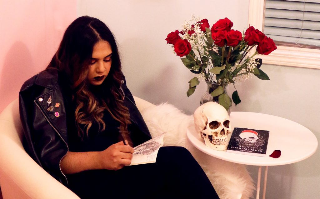 Brown Girl of the Month Amrit Brar Draws the Occult for a Living