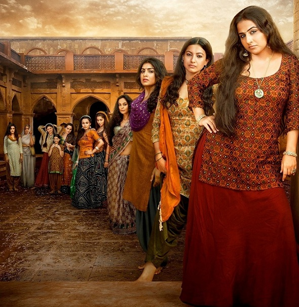 Vidya Balan's 'Begum Jaan' Fails to Leave Audiences With Powerful Impact