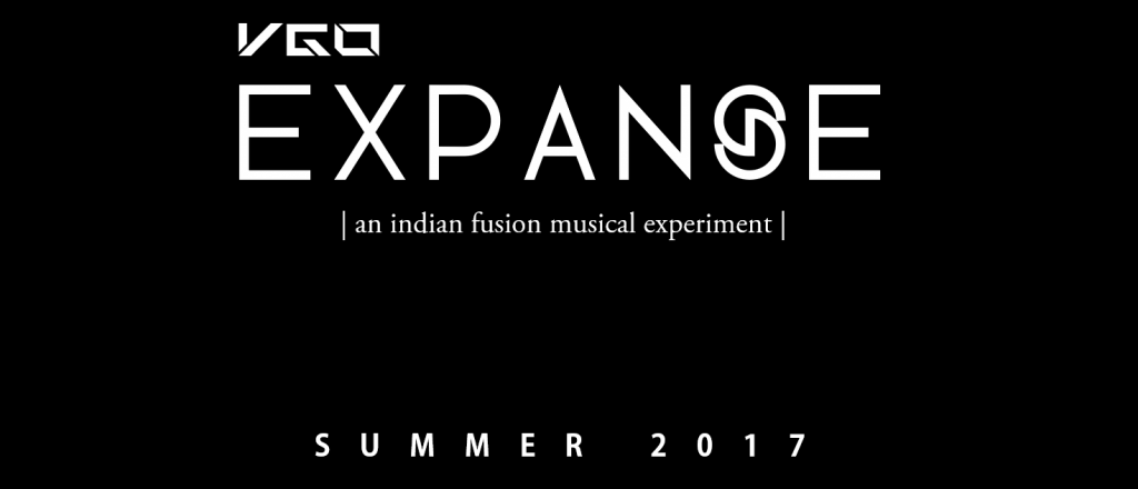 VGo Expands the Horizons of Bollywood Fusion with 'EXPANSE'