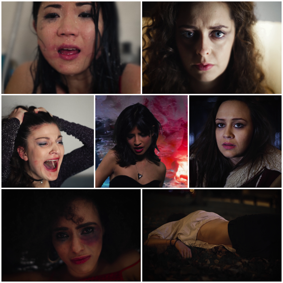 5 Girls React to Abuse in Different Ways in New Music Video