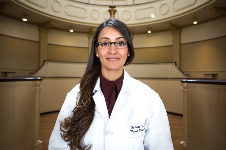 #LooksLikeASurgeon: An Interview with Dr. Zarina Ali, Pennsylvania Hospital's First Female Neurosurgeon
