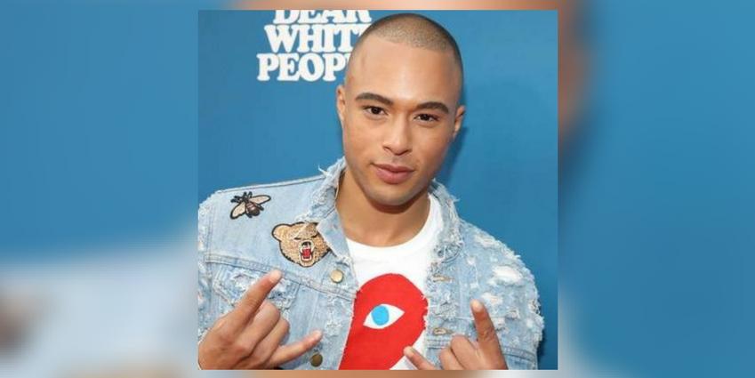 Jemar Michael's Talks 'Dear White People'