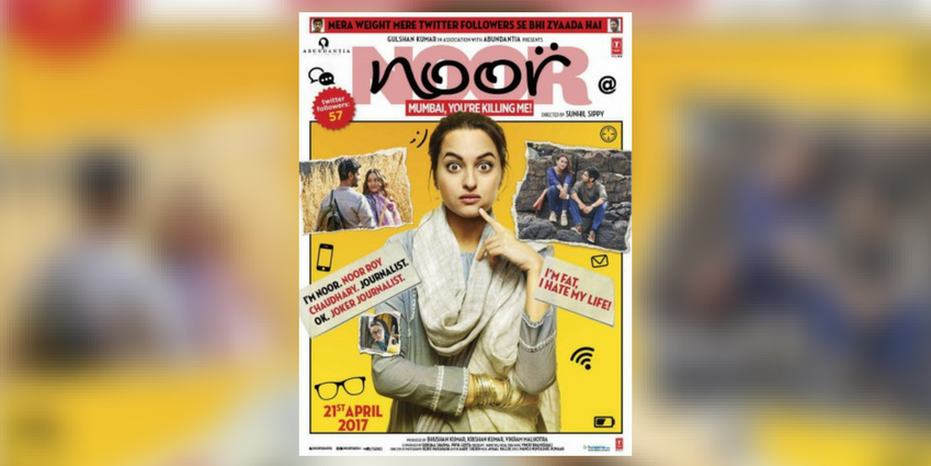 Sonakshi Sinha Brings New Energy to 'Noor'