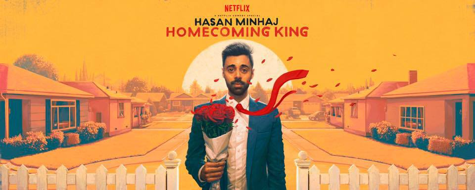 Hasan Minhaj's 'Homecoming King' is the TED Talk/Comedy Fusion You Need to See