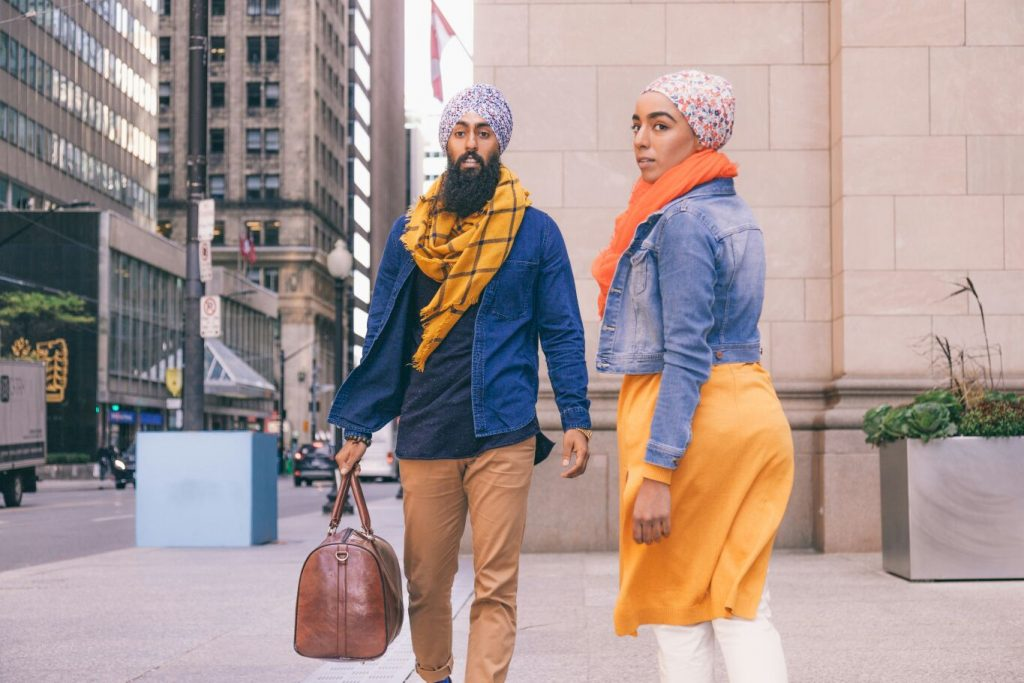 Feel Like Royalty in Your Turban and Make it Your Floral Crown