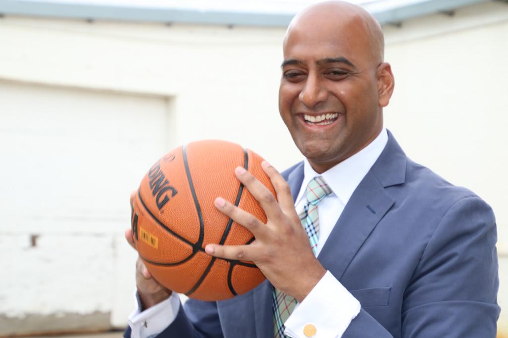 Shaun Jay basketball