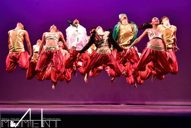 South Asian Dance Teams Bring Mental Health to the Stage