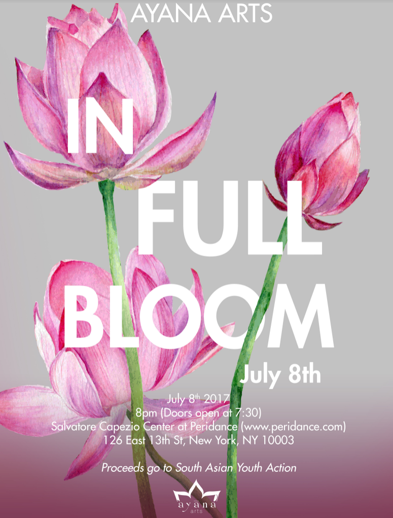 Ayana Arts' Show, 'In Full Bloom,' to Provide Platform For Multicultural Identities