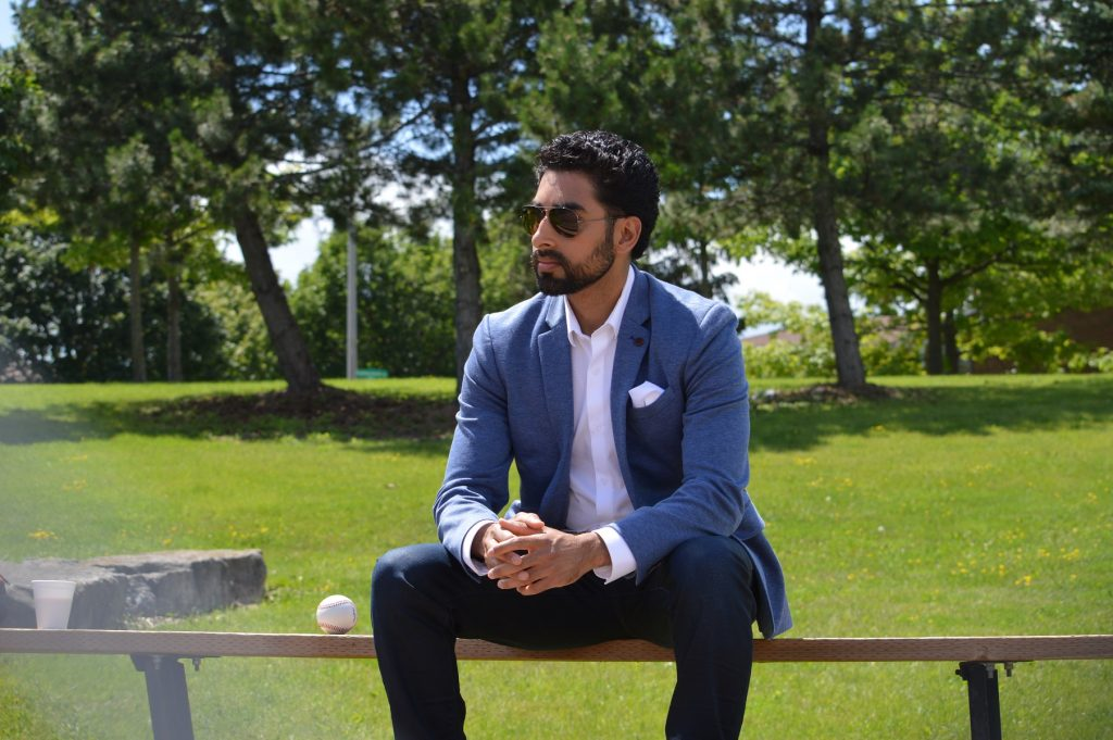 Brown Boy of the Month David Singh Says Representation is Key for Sports Journalism