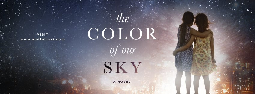 Sisters Separated By Caste – A Review of 'The Color of Our Sky' by Amita Trasi