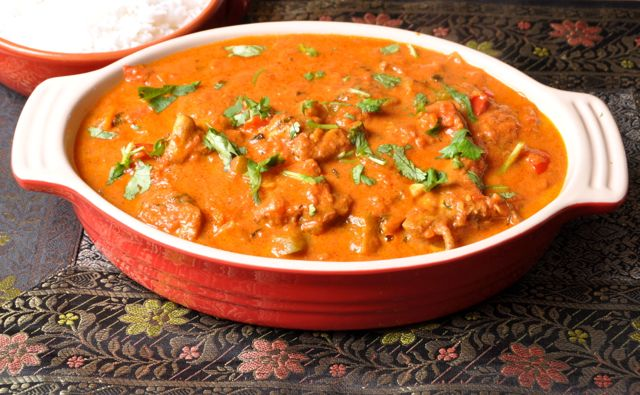 Mom's Homemade Butter Chicken: A Timeless Classic in the Kitchen