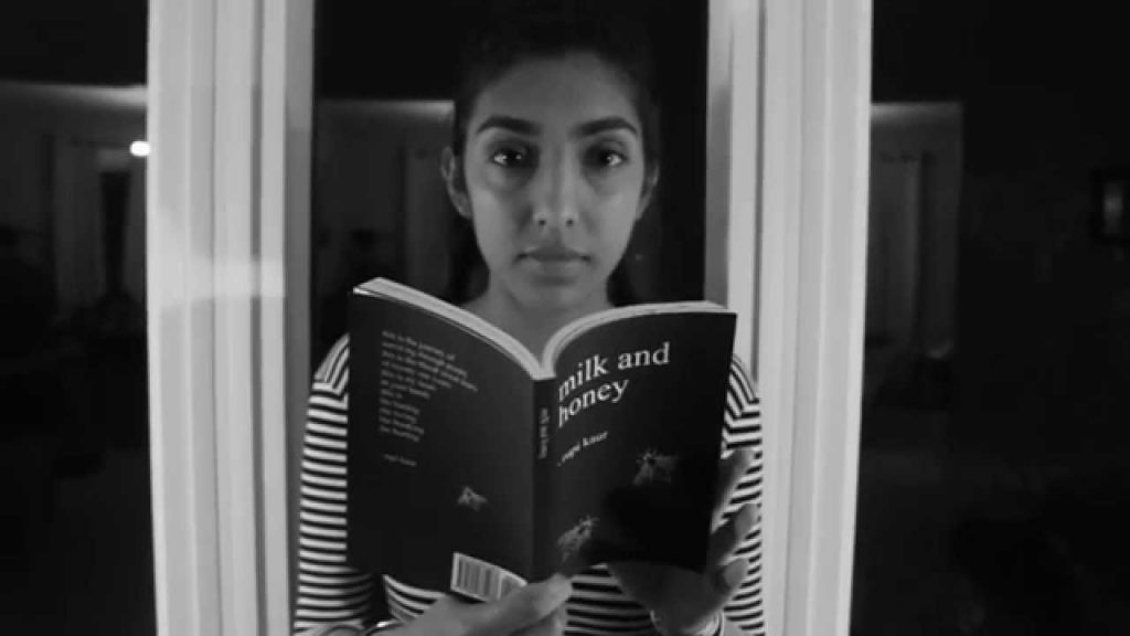 A Rendevous with Rupi Kaur and Her Riveting Performance