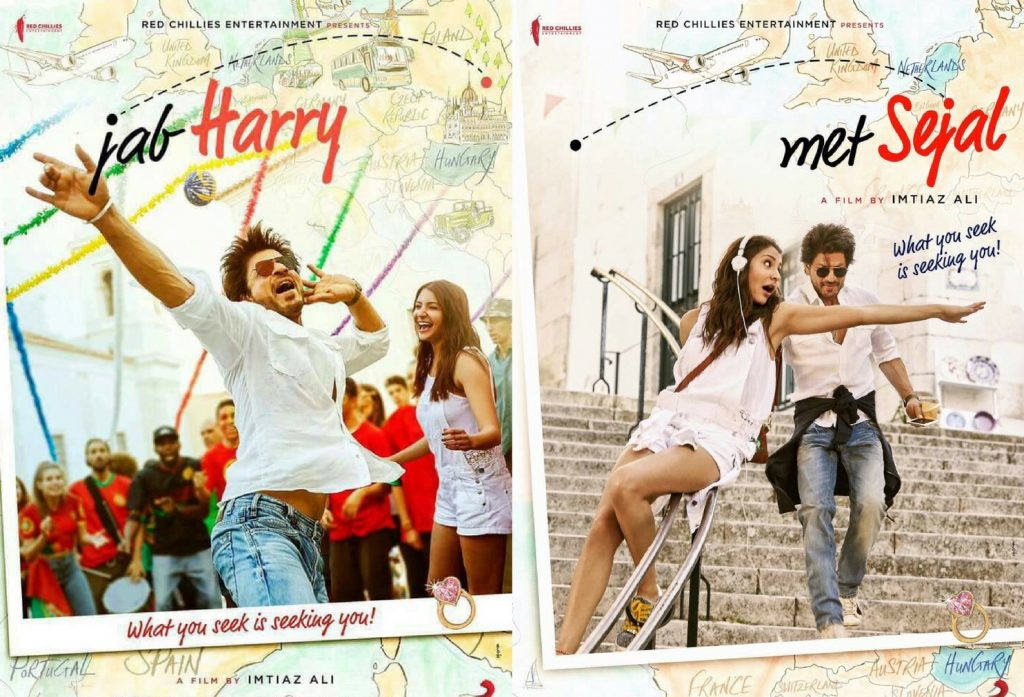 'Jab Harry Met Sejal': Just Another Disappointment for Shah Rukh Khan Fans