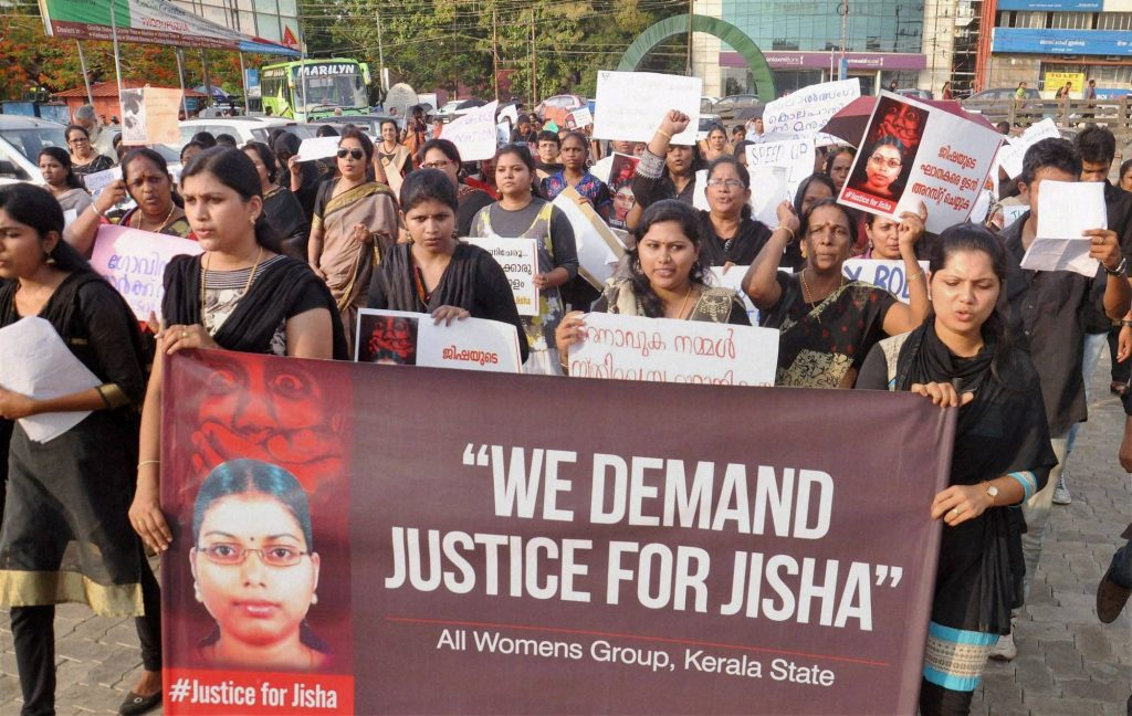 Eradicating Violence Against Women and Victim-Blaming in Kerala