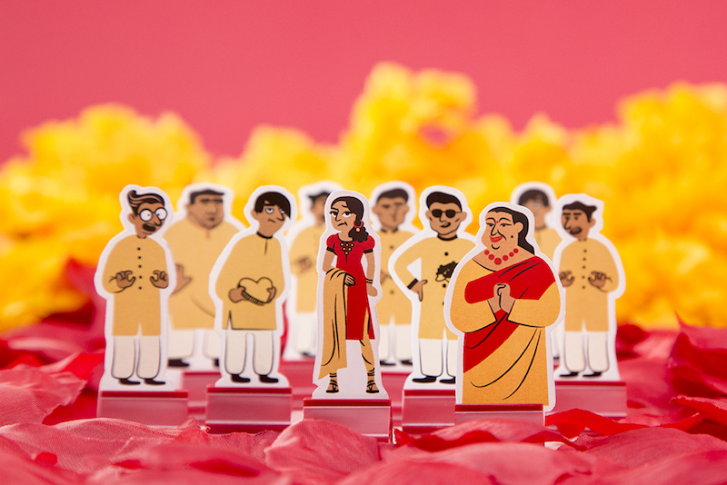 A Board Game About Escaping Arranged Marriages Exists and You Need to Play