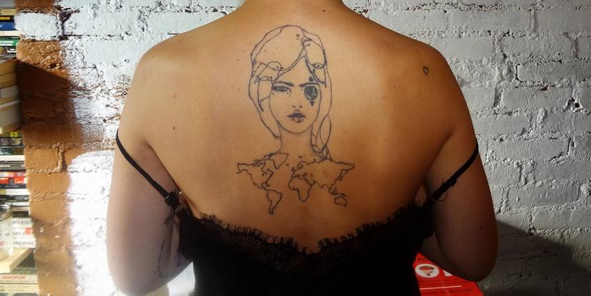 Ink Minx: An American-Pakistani Woman's Journey to Tattoo Artistry