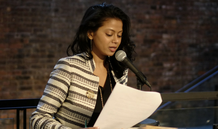 Fast Five Interview with Guyanese-American Art Curator Grace Aneiza Ali
