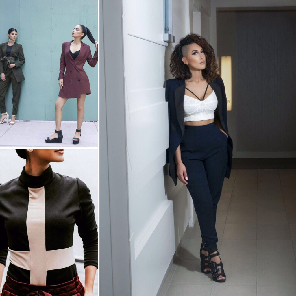Make Room in Your Closet Ladies, PANACHE MMXVII is Here to Fill the Corporate Void