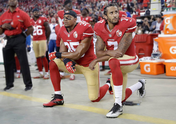 #TakeAKnee is About Racism—And Don't Let Donald Trump Tell You Otherwise