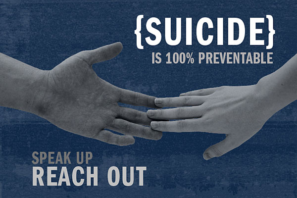 National Suicide Prevention Awareness Month: How You Can Help