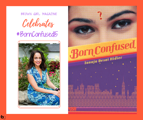 #BornConfused15: Tanuja Desai Hidier's 'Dimple Lala' Opened Doors for Young South Asian Characters