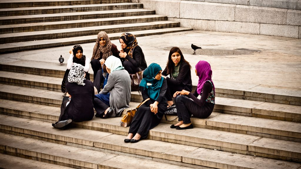 To Muslim Women: 'I love you dearly, regardless of what stage of Islam you operate in'