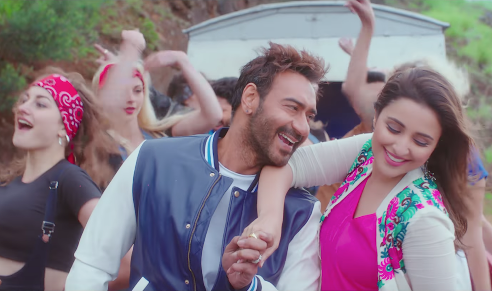 This 'Golmaal Again' Song is Every Problem with Bollywood Combined