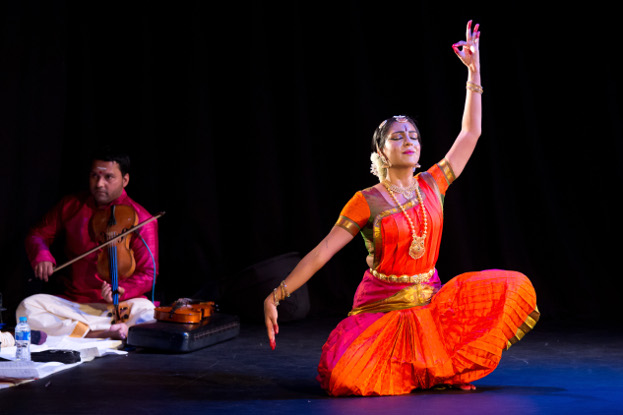 Two Classical Indian Dancers Bring Bharatanatyam to the Forefront with Social Media