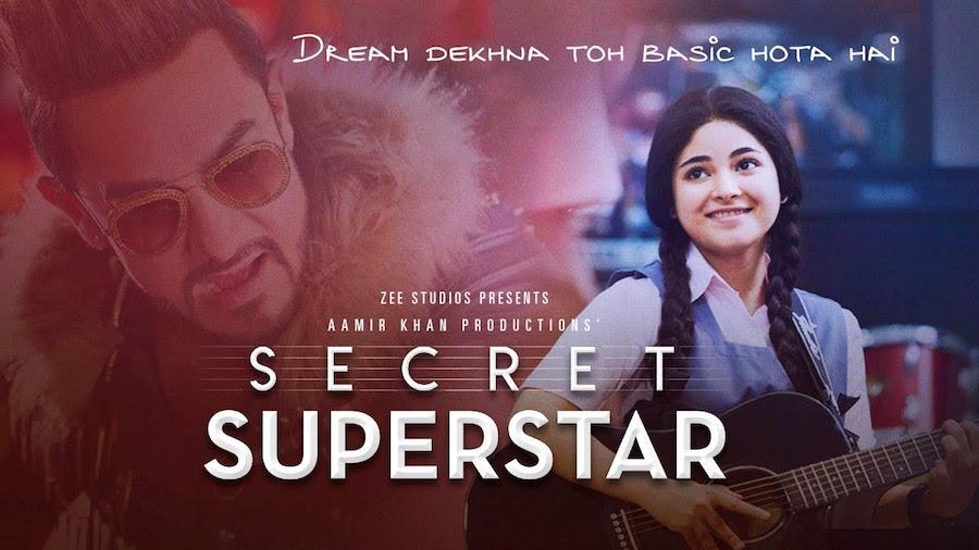 'Secret Superstar' Trailer Inspires Kids To Follow Their Dreams